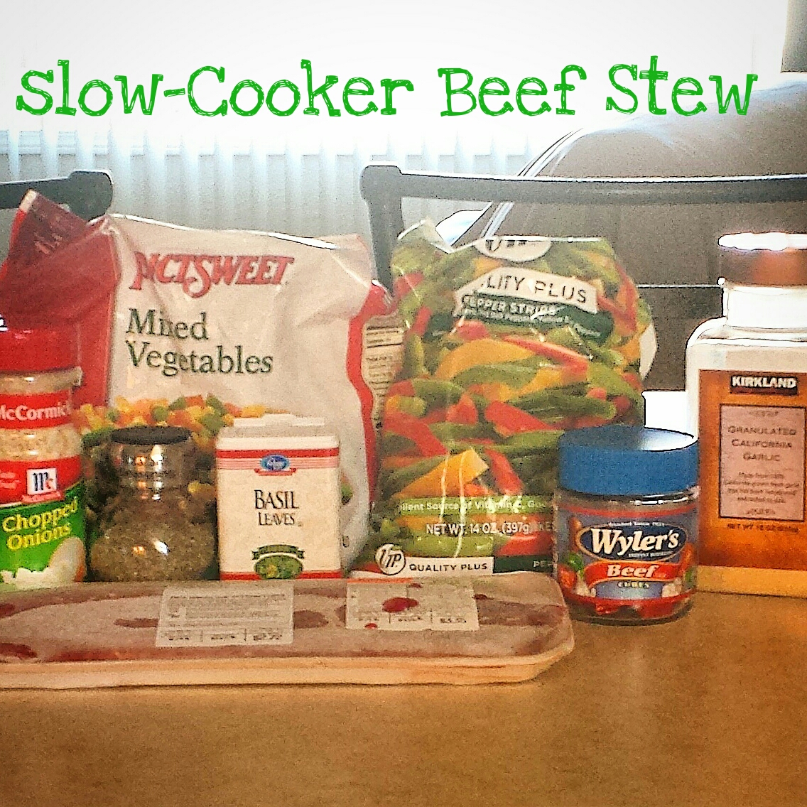 ... lb beef stew meat 4 beef bouillon cubes 1 2 cup pepper strips 1